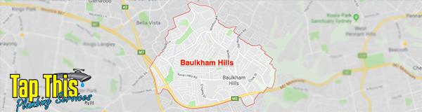 Plumber servicing Baulkham Hills