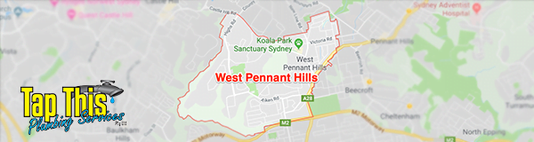 Plumbing Service in West Pennant Hills
