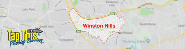 Plumbing service in Winston Hills